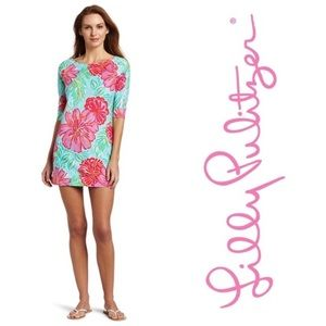 Lilly Pullitzer Shorely blue bellina Cassie 2310